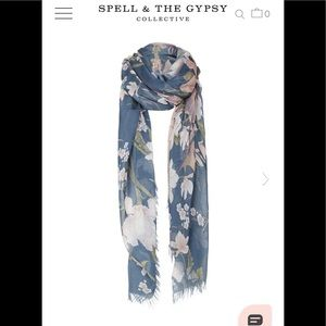 Spell & the Gypsy Waterfall Travel Scarf